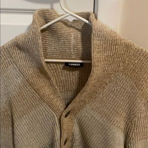 Express seasonal cardigan